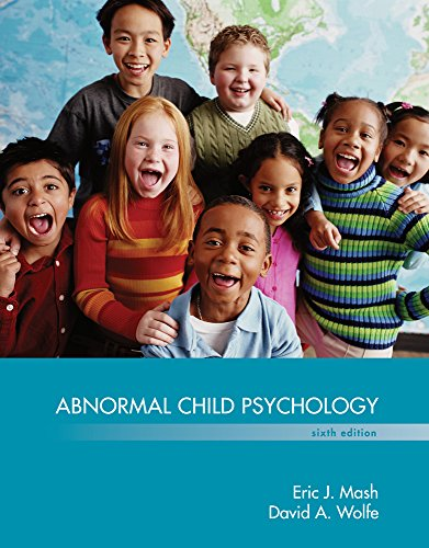 9781305591417: Bundle: Abnormal Child Psychology, 6th + CourseMate, 1 term (6 months) Access Code