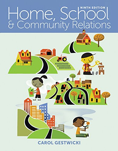 9781305591813: Bundle: Home, School, and Community Relations, 9th + MindTap Education, 1 term (6 months) Access Code