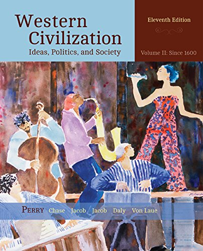 9781305595934: Bundle: Western Civilization: Ideas, Politics, and Society, Volume II: From 1600, 11th + MindTap History, 1 term (6 months) Printed Access Card