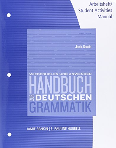 9781305596191: Bundle: Handbuch zur deutschen Grammatik, 6th + SAM