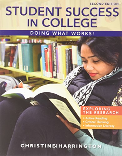 9781305597549: Bundle: Student Success in College: Doing What Works! + LMS Integrated for MindTap College Success Printed Access Card