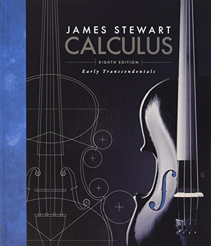 9781305597624: Bundle: Calculus: Early Transcendentals, 8th + WebAssign Printed Access Card for Stewart's Calculus: Early Transcendentals, 8th Edition, Multi-Term
