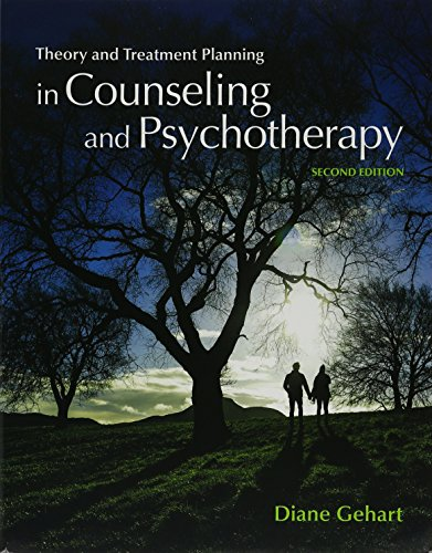 9781305599666: Bundle: Theory and Treatment Planning in Counseling and Psychotherapy, 2nd + CourseMate, 1 term (6 months) Printed Access Card