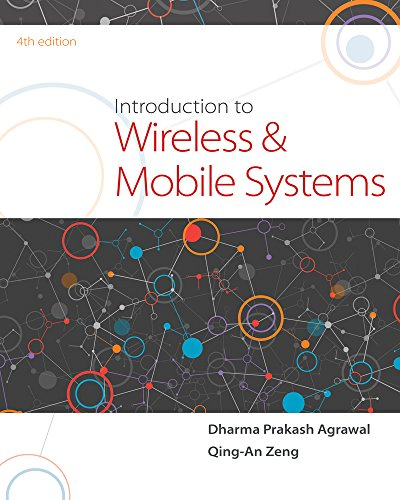 9781305599901: Bundle: Introduction to Wireless and Mobile Systems, 4th + MindTap Engineering, 2 terms (12 months) Printed Access Card