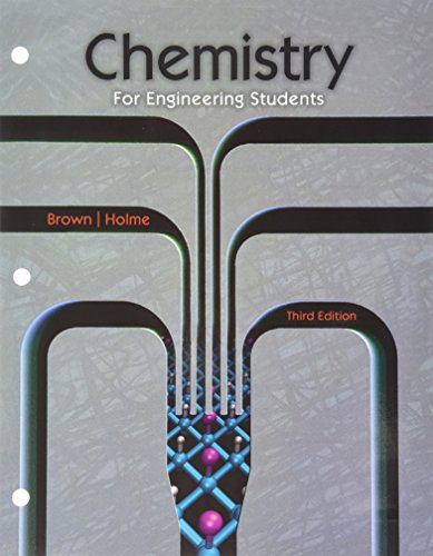 9781305600874: Bundle: Chemistry for Engineering Students, 3rd, Loose-Leaf + OWLv2 with Quick Prep and Student Solutions Manual 24-Months Printed Access Card