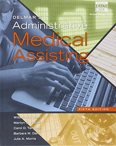 9781305608672: Bundle: Delmar's Comprehensive Medical Assisting, 5th + iLabs Printed Access Card for Medical Office Simulation Software 2.0