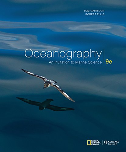 9781305616622: Bundle: Oceanography: An Invitation to Marine Science, Loose-leaf Version, 9th + MindTap Oceanography, 1 term (6 months) Printed Access Card