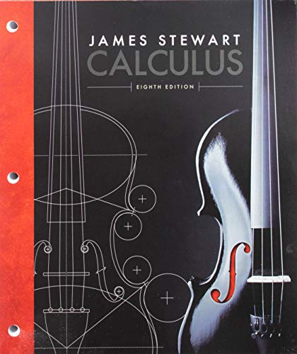 9781305616684: Bundle: Calculus, Loose-Leaf Version, 8th + WebAssign Printed Access Card for Stewart's Calculus, 8th Edition, Multi-Term