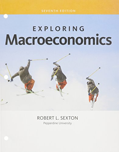 9781305617483: Bundle: Exploring Macroeconomics, Loose-leaf Version, 7th + MindTap Economics, 1 term (6 months) Printed Access Card