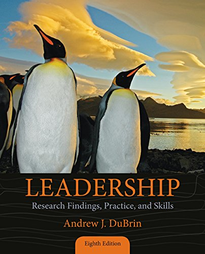 9781305617896: Bundle: Leadership: Research Findings, Practice, and Skills, 8th + MindTap Management, 1 term (6 months) Printed Access Card
