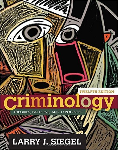 9781305619173: Criminology:theories,pattern..-w/access