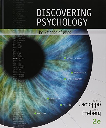 9781305619265: Bundle: Discovering Psychology: The Science of Mind, 2nd + LMS Integrated for MindTap Psychology Printed Access Card