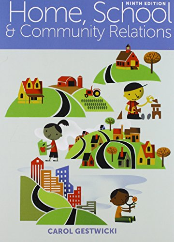 9781305619555: Bundle: Home, School, and Community Relations, Loose-leaf Version, 9th + MindTap Education, 1 term (6 months) Printed Access Card