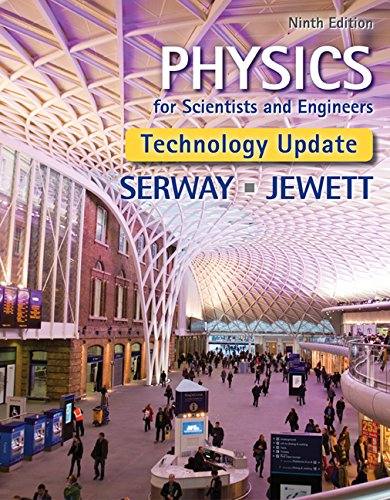 9781305619715: Bundle: Physics for Scientists and Engineers, Technology Update, 9th + WebAssign Printed Access Card for Physics, Multi-Term Courses