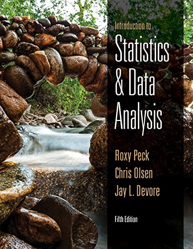 9781305620711: Bundle: Introduction to Statistics and Data Analysis, 5th + WebAssign Printed Access Card for Peck/Olsen/Devore's Introduction to Statistics and Data Analysis, 5th Edition, Single-Term