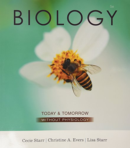 9781305623668: Bundle: Biology Today and Tomorrow without Physiology, 5th + MindTap Biology, 1 term (6 months) Access Code
