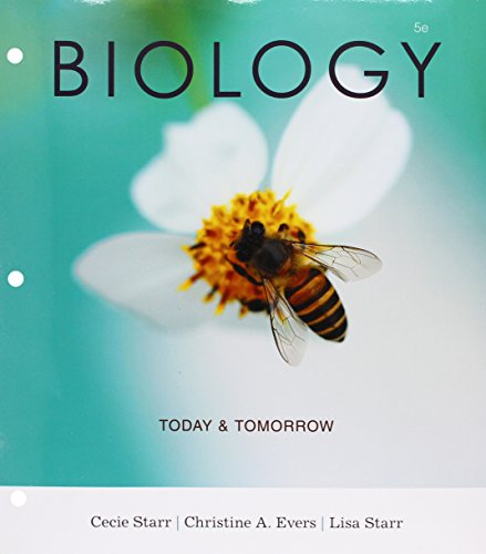 9781305623682: Bundle: Biology Today and Tomorrow with Physiology, Loose-leaf Version, 5th + MindTap Biology, 1 term (6 months) Printed Access Card