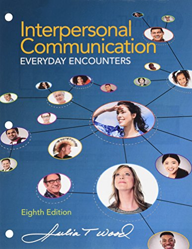 9781305626164: Bundle: Interpersonal Communication: Everyday Encounters, 8th + LMS Integrated for MindTap Communication, 1 term (6 months) Printed Access Card