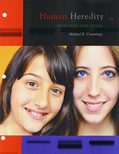 9781305627444: Human Heredity