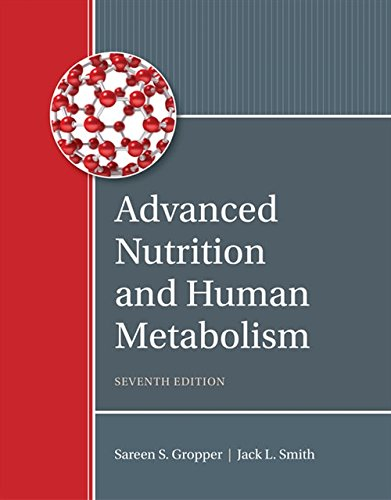 9781305627857: Advanced Nutrition and Human Metabolism