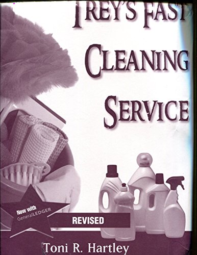 9781305628120: Trey's Fast Cleaning Service Revised Laurel Business Institute