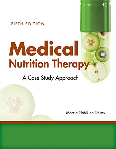 9781305628663: Medical Nutrition Therapy: A Case-Study Approach