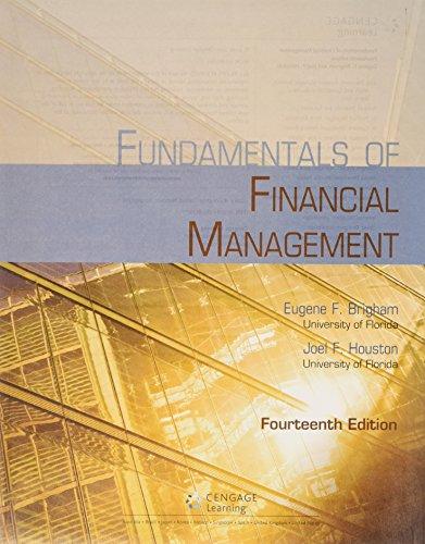 9781305629080: Fundamentals of Financial Management