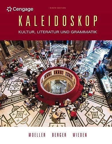 9781305629530: Kaleidoskop (World Languages)