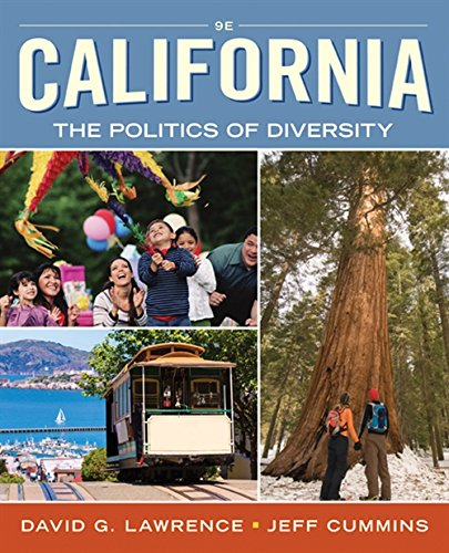 9781305629912: California: The Politics of Diversity