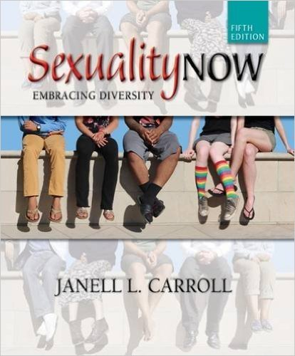 9781305630482: Sexuality Now: Embracing Diversity