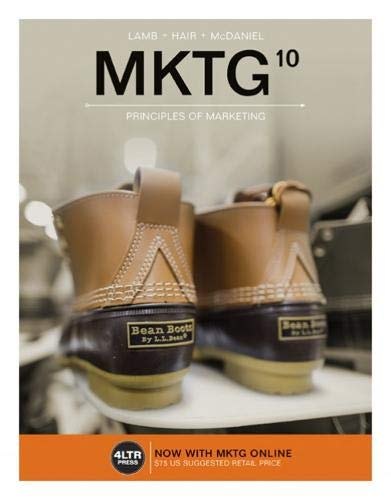 9781305631823: MKTG (with MKTG Online, 1 term (6 months) Printed Access Card) (New, Engaging Titles from 4LTR Press)