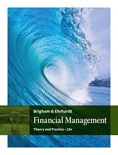 9781305632295: Financial Management: Theory & Practice
