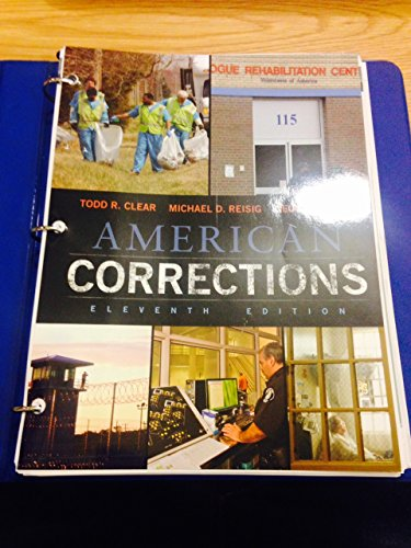 9781305633346: American Corrections