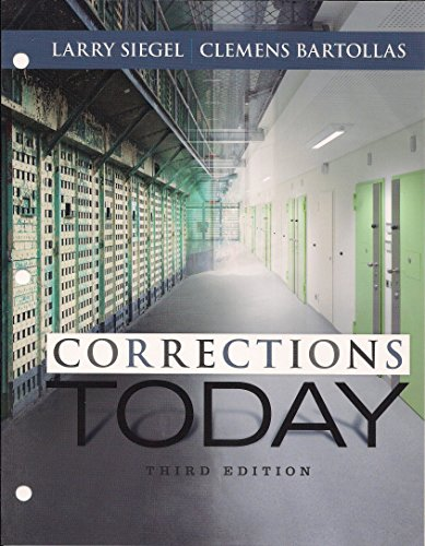 9781305633384: Corrections Today