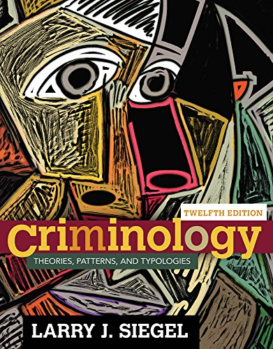 9781305633391: Criminology: Theories, Patterns and Typologies