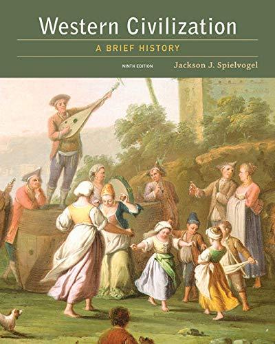 9781305633469: Western Civilization: A Brief History