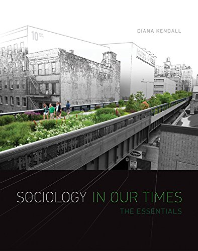 9781305633551: Sociology in Our Times: The Essentials