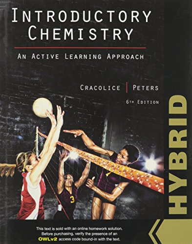 9781305633704: Introductory Chemistry: An Active Learning Approach, Hybrid (with MindLink OWLv2 (4 terms (24 months) Printed Access Card