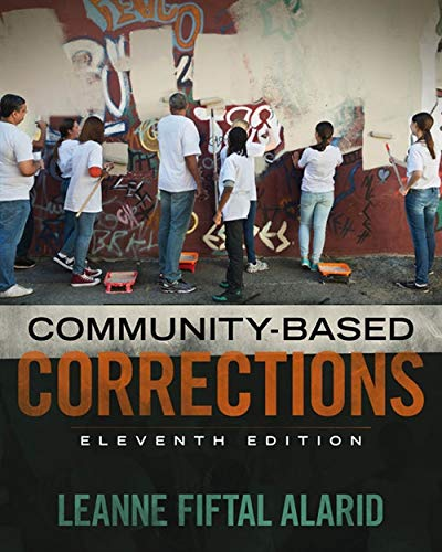 9781305633728: Community Based Corrections