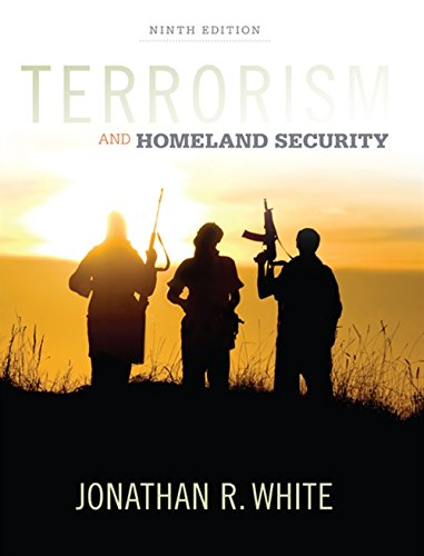9781305633773: Terrorism and Homeland Security