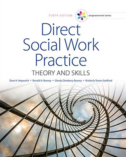 9781305633803: Empowerment Series: Direct Social Work Practice: Theory and Skills (SW 383R Social Work Practice I)