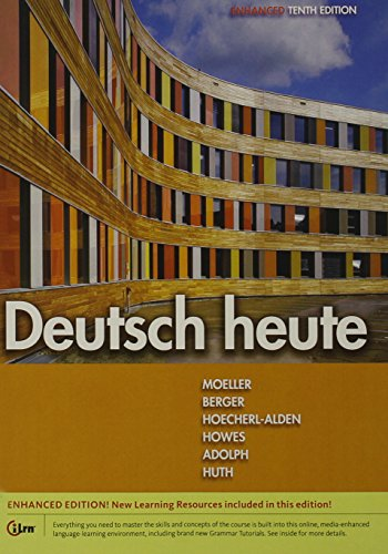 9781305633841: Deutsch heute, Enhanced