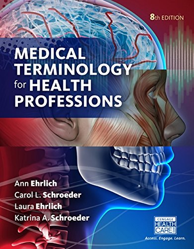 9781305634350: Medical Terminology for Health Professions, Spiral bound Version