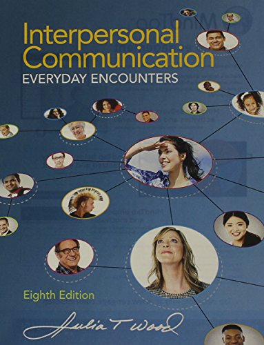 9781305634527: Interpersonal Communication: Everyday Encounters