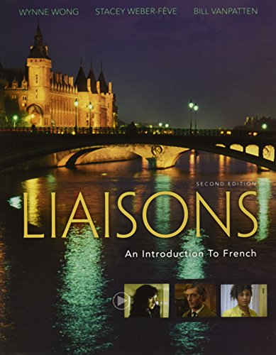 9781305635081: Liaisons: An Introduction to French (with Student Activities Manual and iLrn™ Heinle Learning Center, 4 terms (24 months) Printed Access Card)