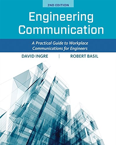 9781305635104: Engineering Communication: A Practical Guide to Workplace Communications for Engineers (Activate Learning with these NEW titles from Engineering!)