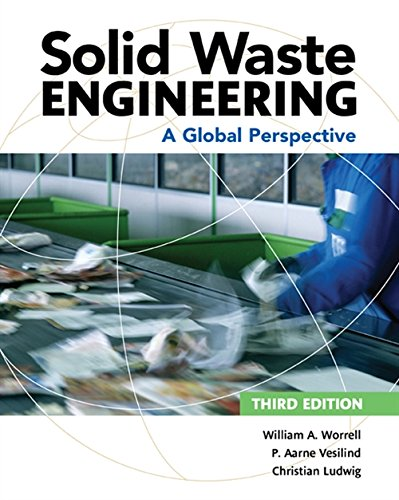 9781305635203: Solid Waste Engineering: A Global Perspective (Activate Learning with these NEW titles from Engineering!)