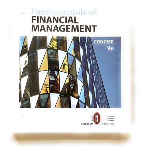 9781305635951: Fundamentals of Financial Management, Concise, Loose-Leaf Version