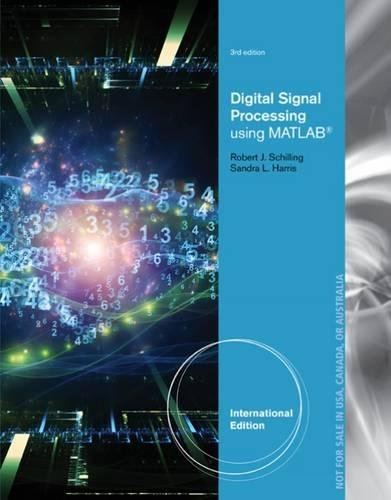 9781305636606: Digital Signal Processing Using MATLAB (R), International Edition