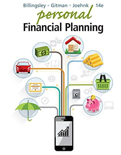 9781305636613: Personal Financial Planning